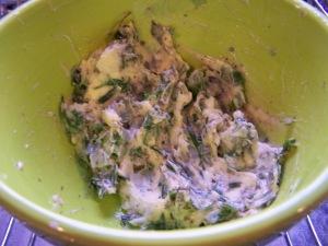 herb butter!
